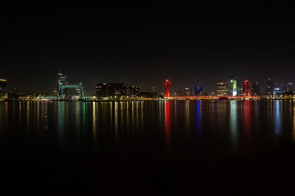 Rotterdam hotel zakelijk fotografie skyline