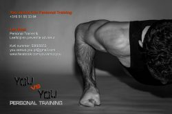 You versus You Personal Training