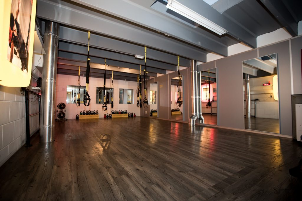 Barendrecht Club Active Sportschool TRX