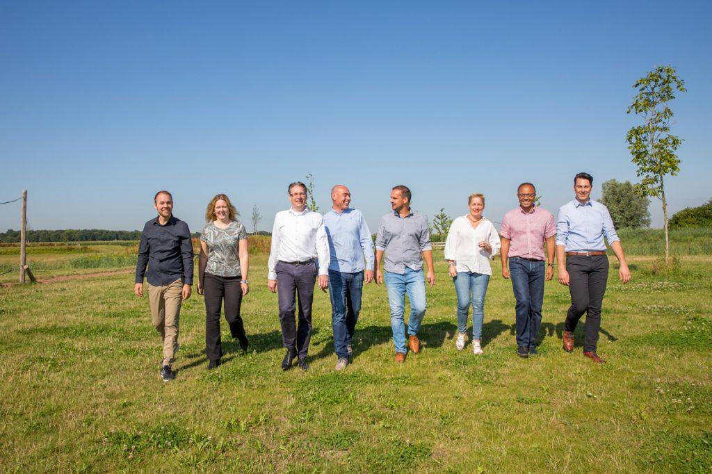 Team foto, zakelijk, PBOV, Barendrecht, Didi 't Hart fotografie