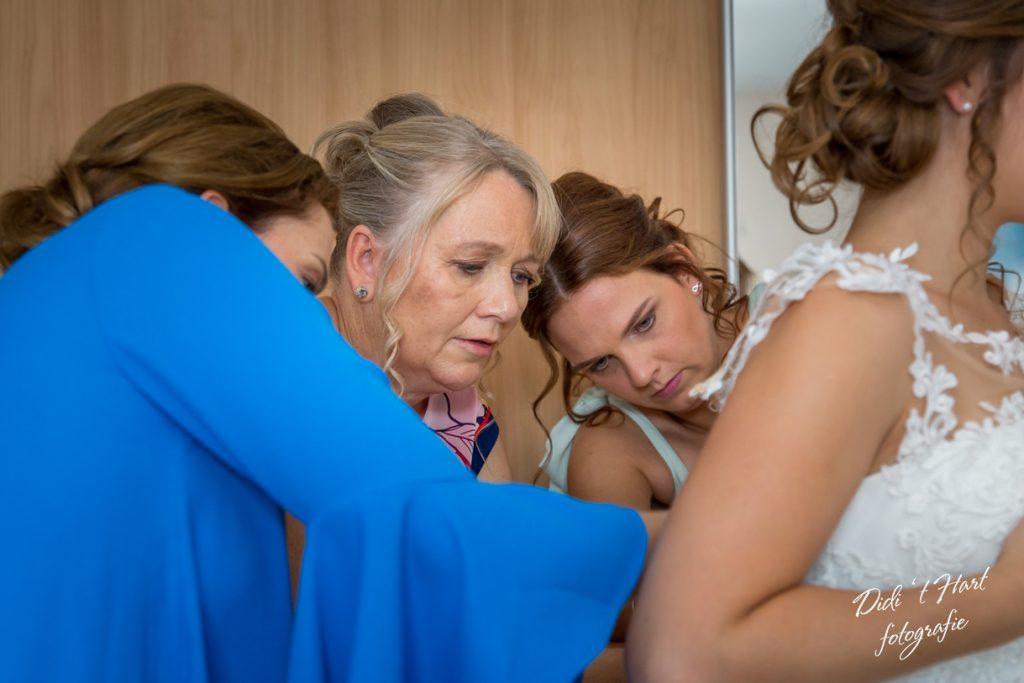 Bruiloft trouwen Didi t hart fotografie trouwfotograaf bruidsfotograaf zoetermeer