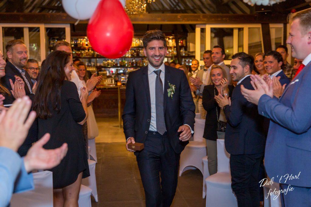 Bruiloft trouwen Didi t hart fotografie trouwfotograaf bruidsfotograaf zoetermeer schaapskooi